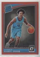 Rated Rookies - Devonte' Graham #/99