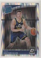 Rated Rookies - Grayson Allen [Noted]