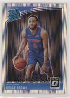 Rated Rookies - Bruce Brown [EX to NM]