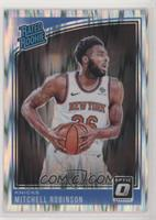 Rated Rookies - Mitchell Robinson