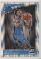 Rated Rookies - Hamidou Diallo [EX to NM]