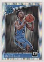 Rated Rookies - Hamidou Diallo
