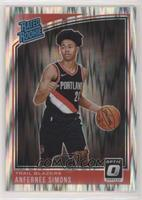 Rated Rookies - Anfernee Simons
