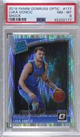 Rated Rookies - Luka Doncic [PSA8NM‑MT]