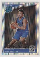 Rated Rookies - Jalen Brunson