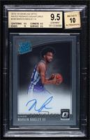 Rated Rookies Signatures - Marvin Bagley III [BGS 9.5 GEM MINT]