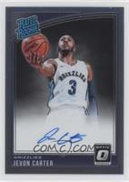 Rated Rookies Signatures - Jevon Carter