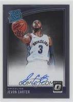 Rated Rookies Signatures - Jevon Carter