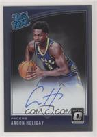 Rated Rookies Signatures - Aaron Holiday