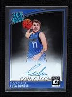 Rated Rookies Signatures - Luka Doncic