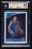Rated Rookies - Luka Doncic [BGS9.5GEMMINT]