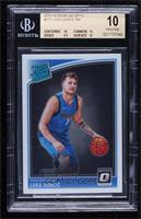 Rated Rookies - Luka Doncic [BGS 10 PRISTINE]