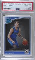 Rated Rookies - Luka Doncic [PSA 10 GEM MT]