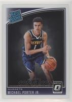 Rated Rookies - Michael Porter Jr.