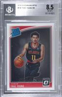 Rated Rookies - Trae Young [BGS8.5NM‑MT+]