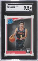 Rated Rookies - Trae Young [SGC9.5Mint+]