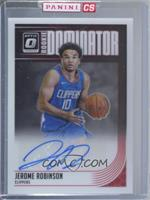 Jerome Robinson /50 [Uncirculated]