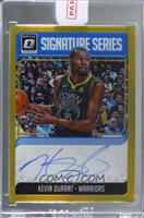 Kevin Durant [Uncirculated] #/10
