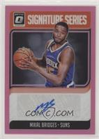 Mikal Bridges [Noted] #/25