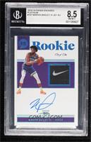 Rookie Jersey Autographs - Marvin Bagley III [BGS8.5NM‑MT+] #…