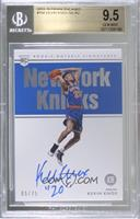 Rookie Notable Signatures - Kevin Knox II [BGS9.5GEMMINT] #/75