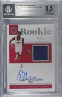 Rookie Jersey Autographs - Shai Gilgeous-Alexander /99 [BGS8.5NM…