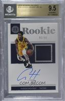 Rookie Jersey Autographs - Aaron Holiday [BGS9.5GEMMINT] #/99
