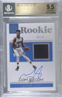 Rookie Jersey Autographs - Mo Bamba [BGS9.5GEMMINT] #/99