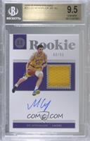Rookie Jersey Autographs - Svi Mykhailiuk [BGS9.5GEMMINT] #/99