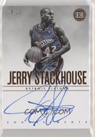 Jerry Stackhouse #/12