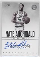 Nate Archibald [EXtoNM] #/49