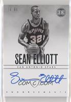 Sean Elliott #/99