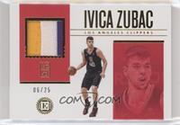 Ivica Zubac #/25