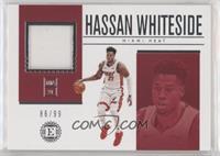 Hassan Whiteside #/99