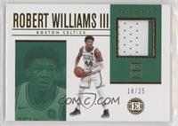 Robert Williams III #/25