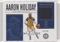 Aaron Holiday #/99