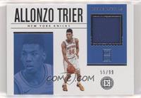 Allonzo Trier #/99