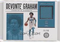 Devonte' Graham /99