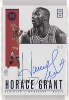 Horace Grant #/3