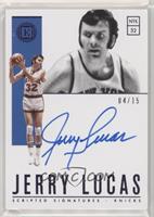 Jerry Lucas /15