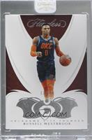 Diamond - Russell Westbrook [Uncirculated] #/20