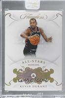 All-Stars - Kevin Durant [Uncirculated] #/5