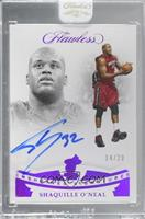 Shaquille O'Neal [Uncirculated] #/20