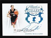 Jason Williams #/1