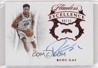 Rudy Gay #/15