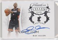Ray Allen [EX to NM] #/25