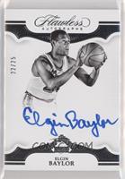 Elgin Baylor #/25
