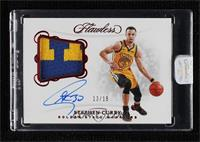Stephen Curry [Uncirculated] #13/15