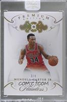 Wendell Carter Jr. [Uncirculated] #3/4