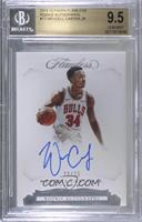 Wendell Carter Jr. [BGS 9.5 GEM MINT] #22/25
